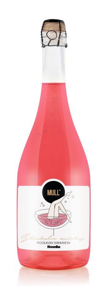 MULL Skandaalne Vaarikas Sparkling Wine 75cl