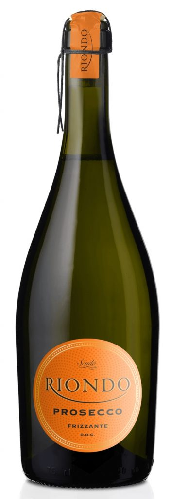 Riondo Scudo Spago Vino Frizzante Prosecco DOC 75cl