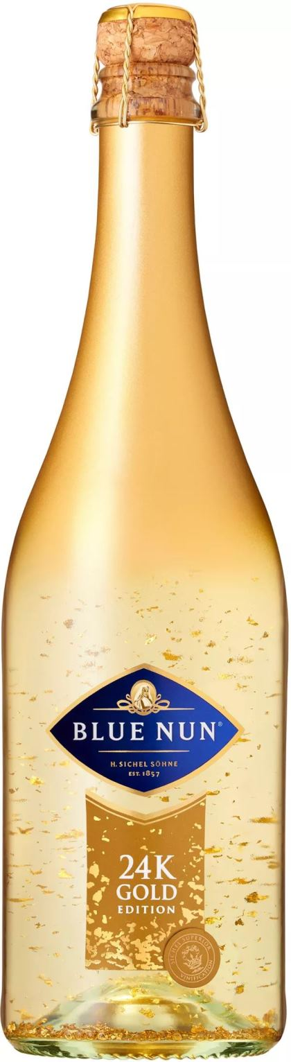 Blue Nun 24K Gold Edition Sparkling 75cl