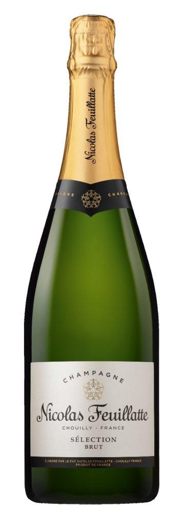 Nicolas Feuillatte Selection Brut Champagne 75cl
