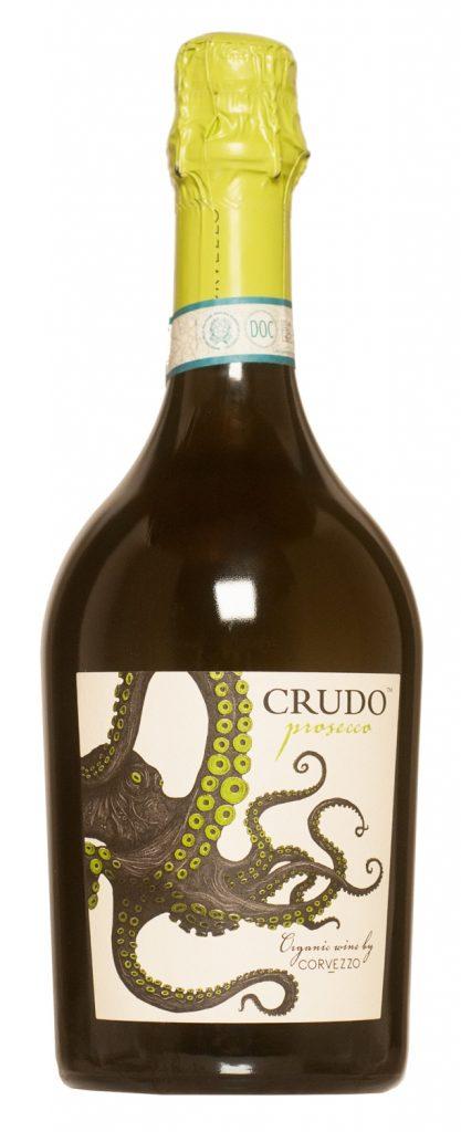 Crudo Prosecco Extra Dry Organic 75cl