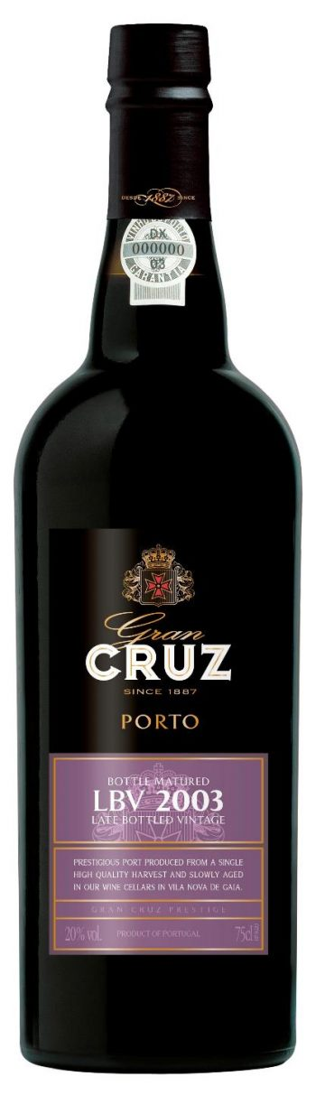 Porto Cruz Late Bottled Vintage 75cl