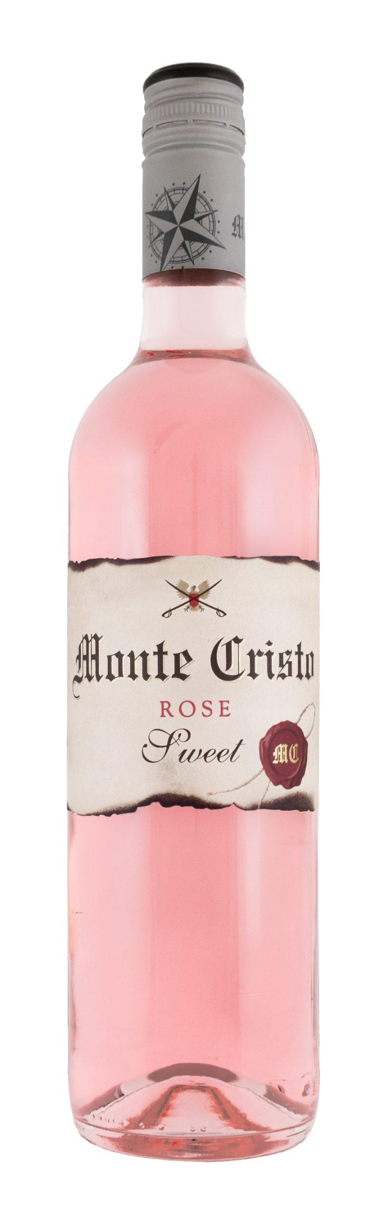 Monte Cristo Rose 75cl
