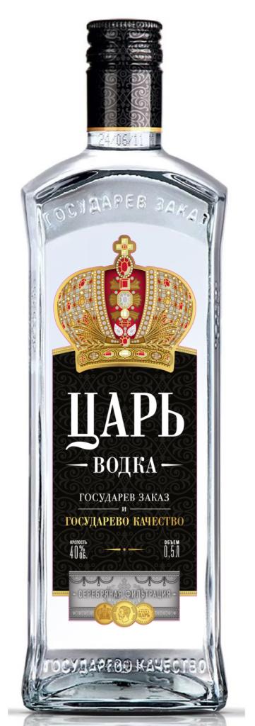Tsar Vodka 50cl