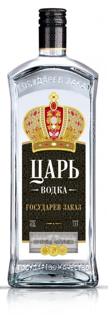 Tsar Vodka 100cl