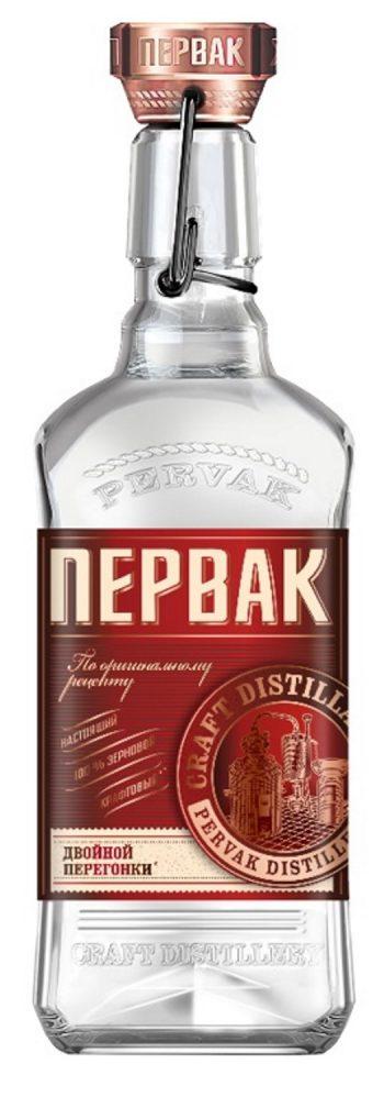Pervak Wheat Vodka 50cl