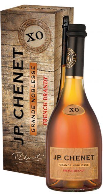 J.P.Chenet XO Brandy 70cl giftbox