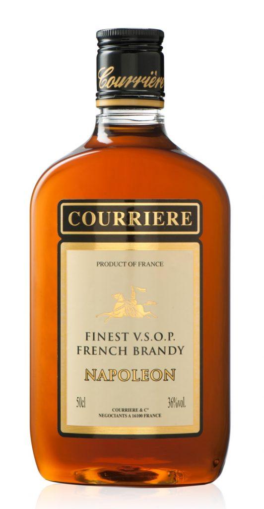 Courriere Napoleon Brandy 50cl PET