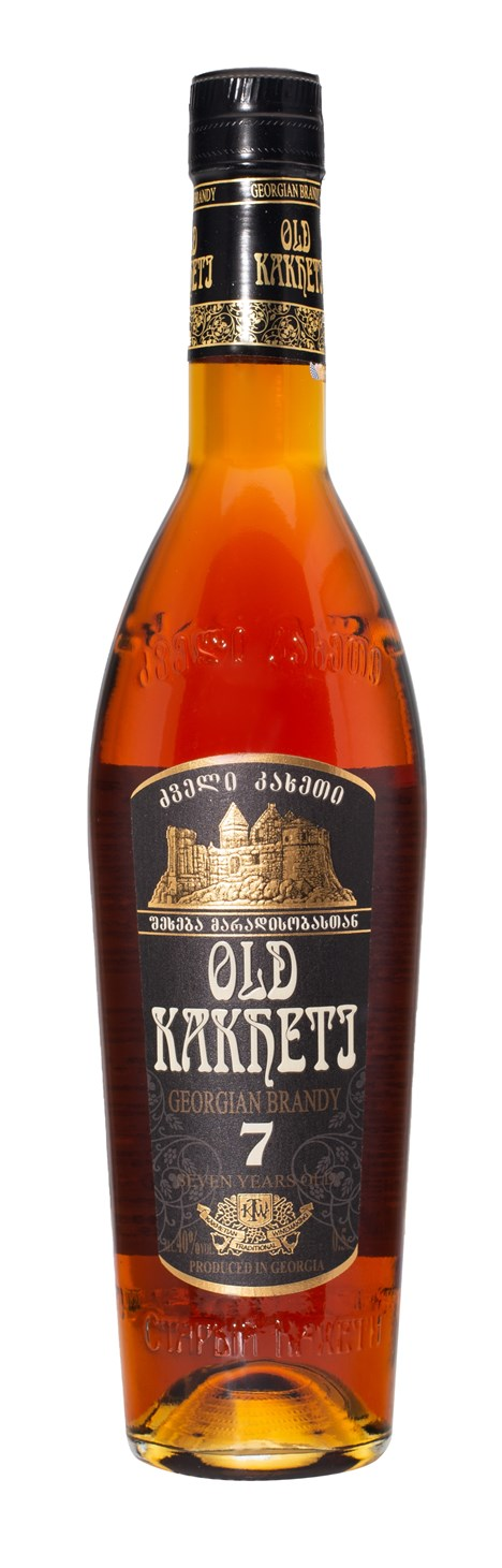 Old Kakheti 7 Year Brandy 50cl