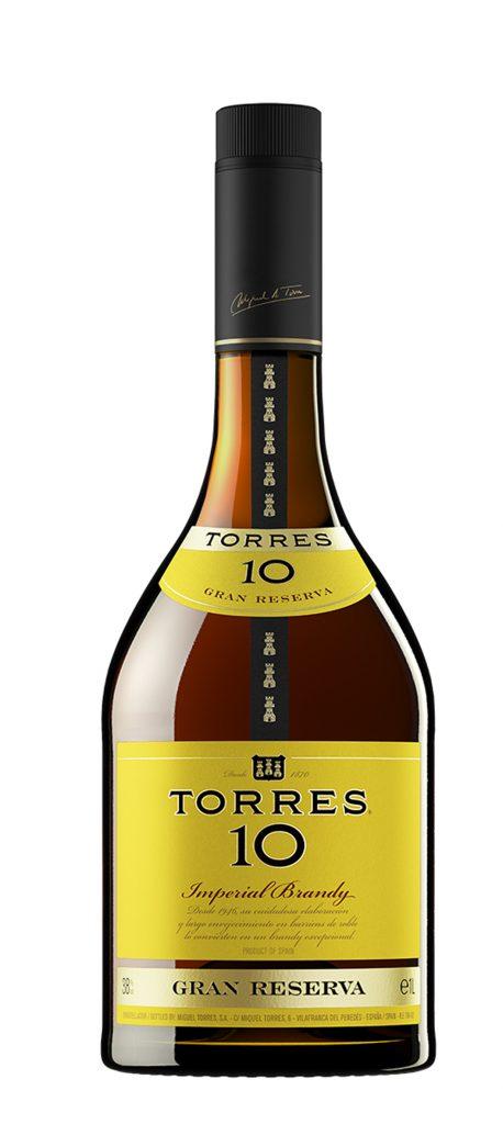 Torres 10 Brandy 100cl