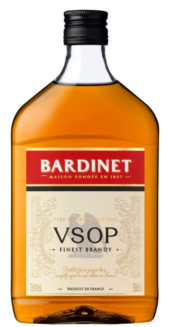 Bardinet VSOP Brandy 50cl PET