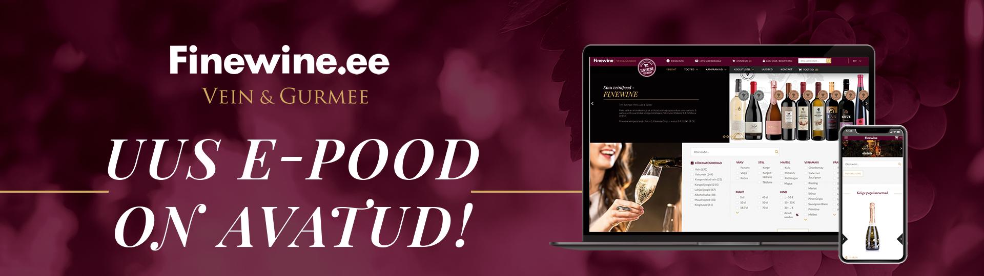 online veinipood