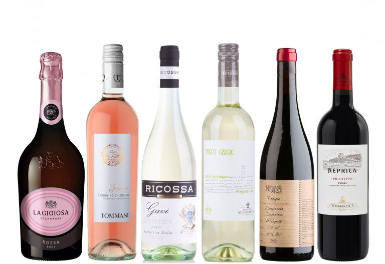 Itaalia veinid