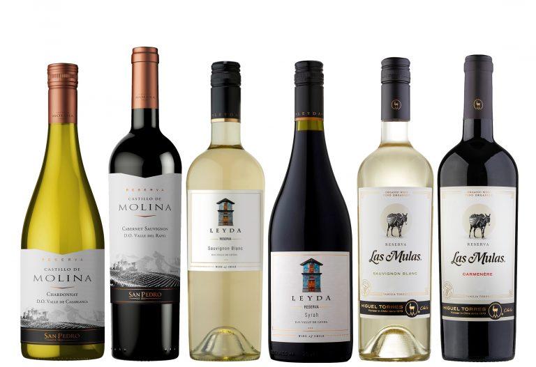 Tšiili veinid