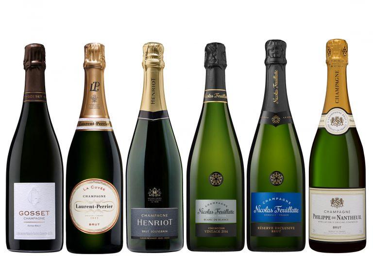 Šampanjade veinikast