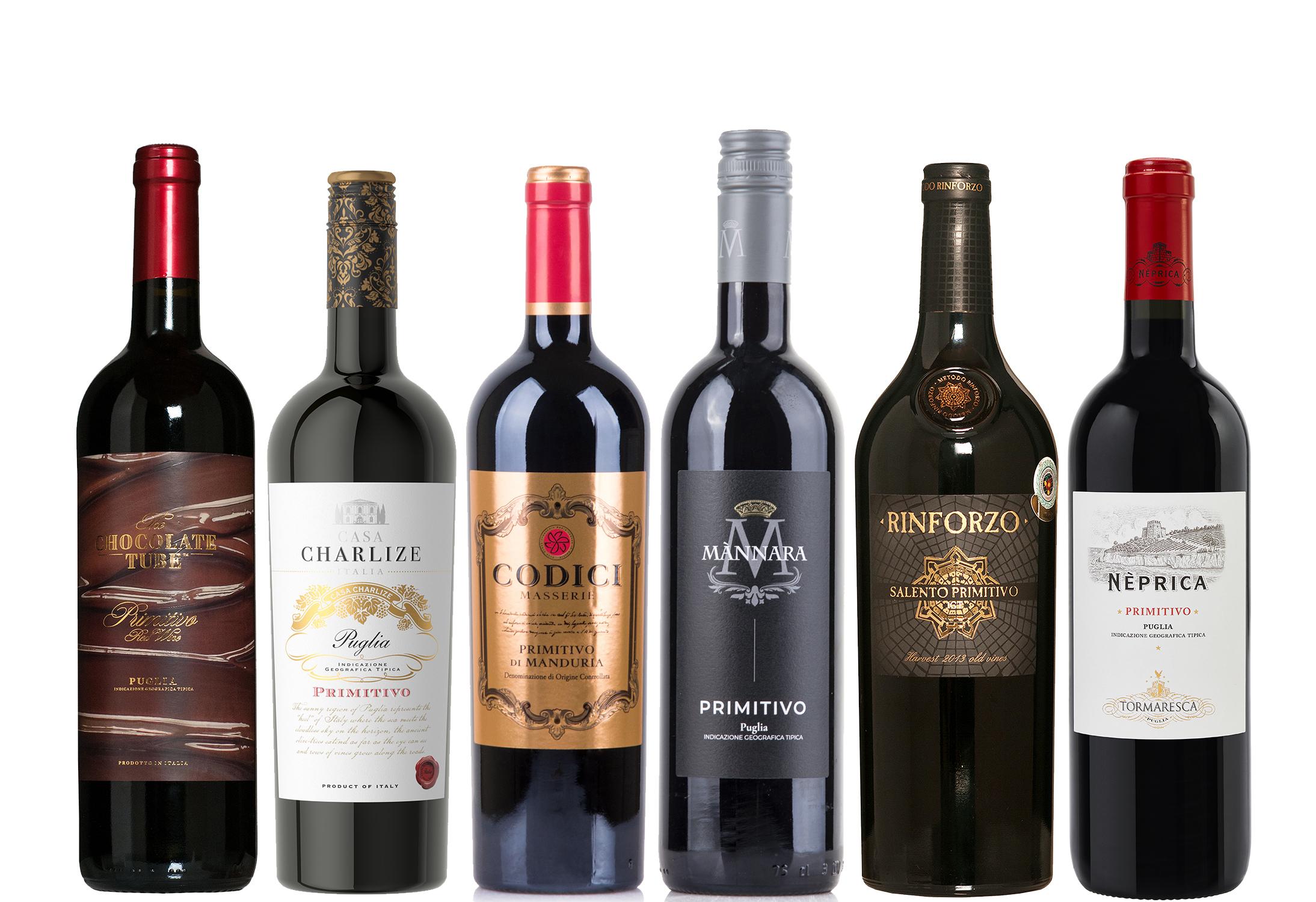 Primitivo veinid