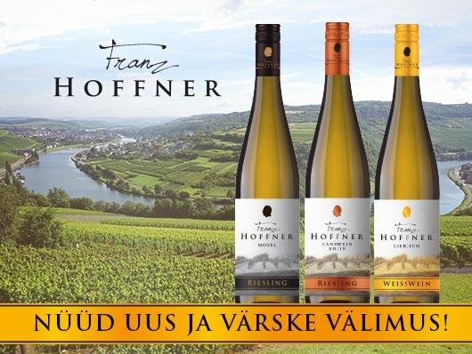 Franz Hoffner veinid