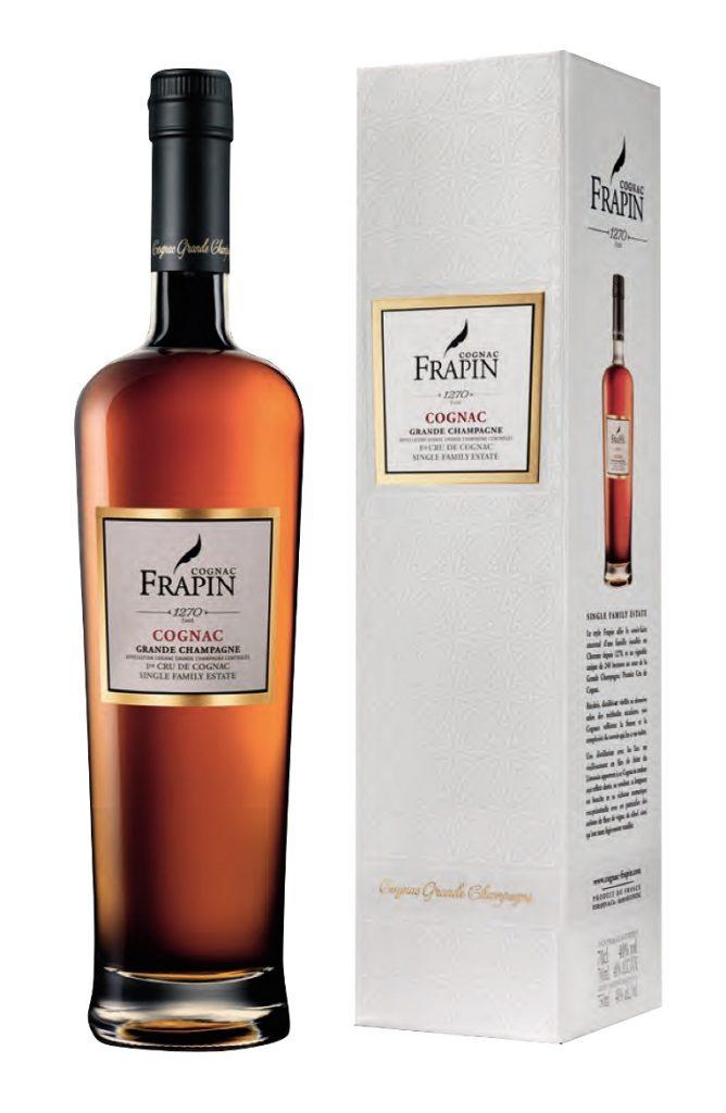 Frapin 1270 Grande Champagne 70cl giftbox