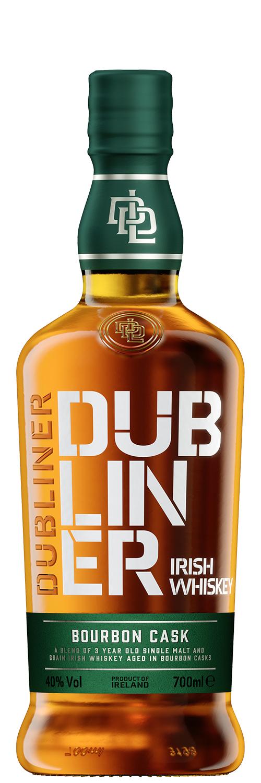 The Dubliner Irish Whiskey 70cl