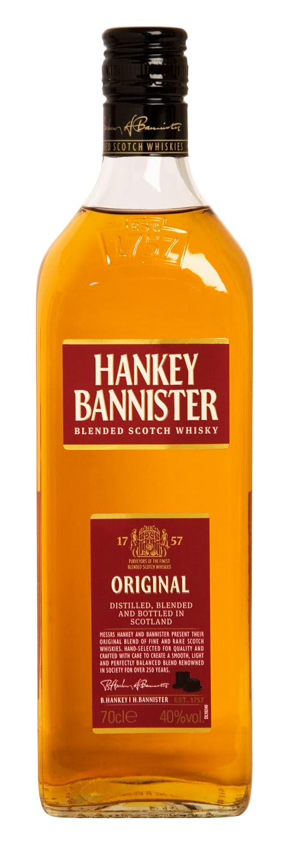 Hankey Bannister Blended Scotch 70cl