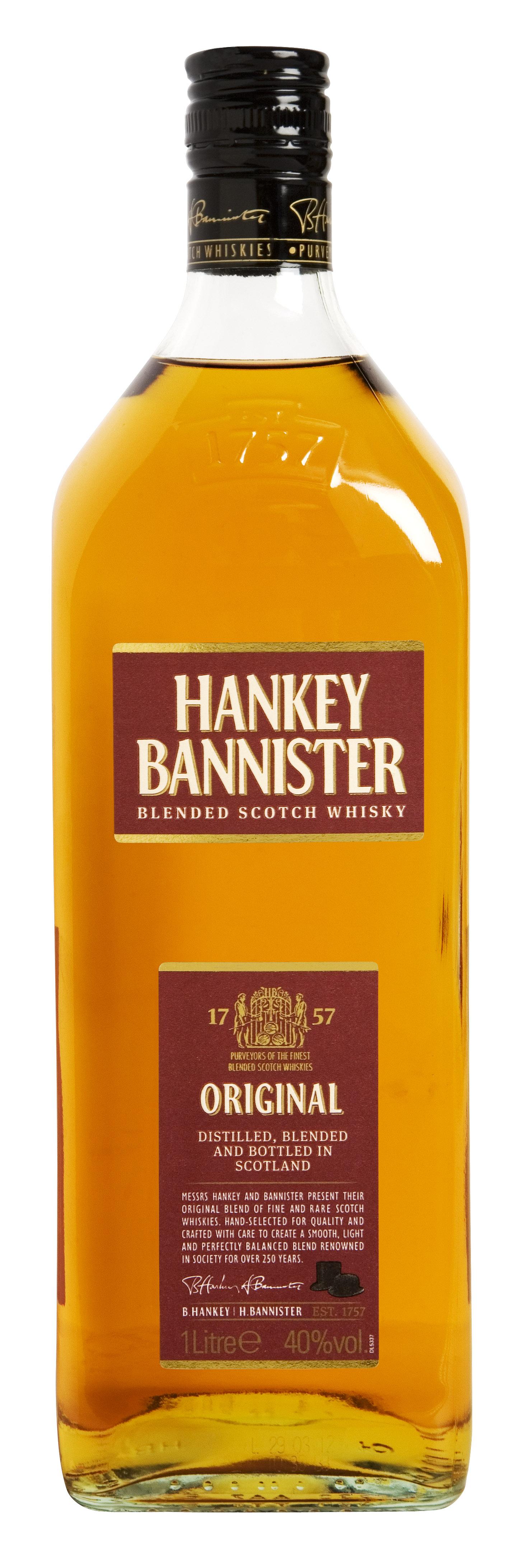 Hankey Bannister Blended Scotch 100cl