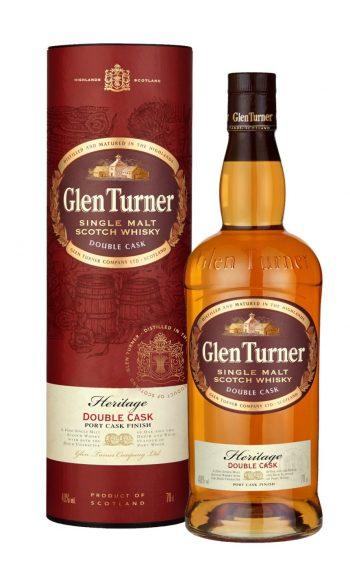 Glen Turner Heritage Single Malt Whisky 70cl giftbox