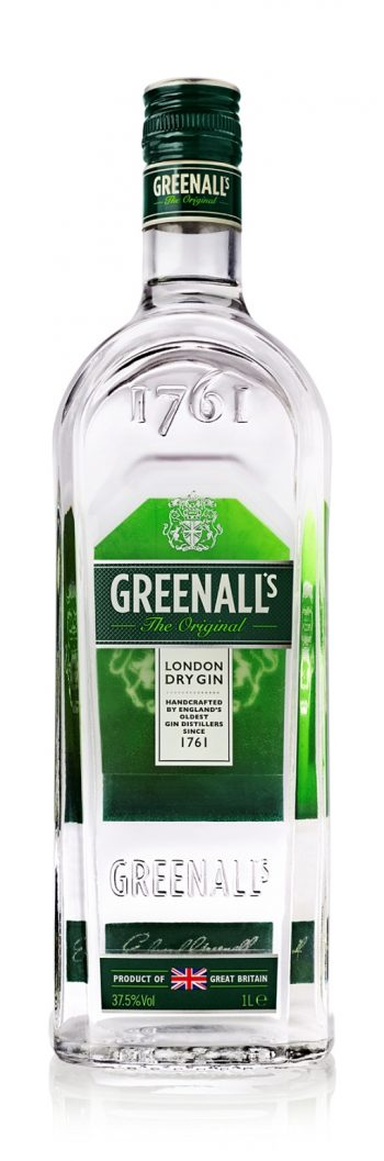 Greenall's Original Gin 100cl