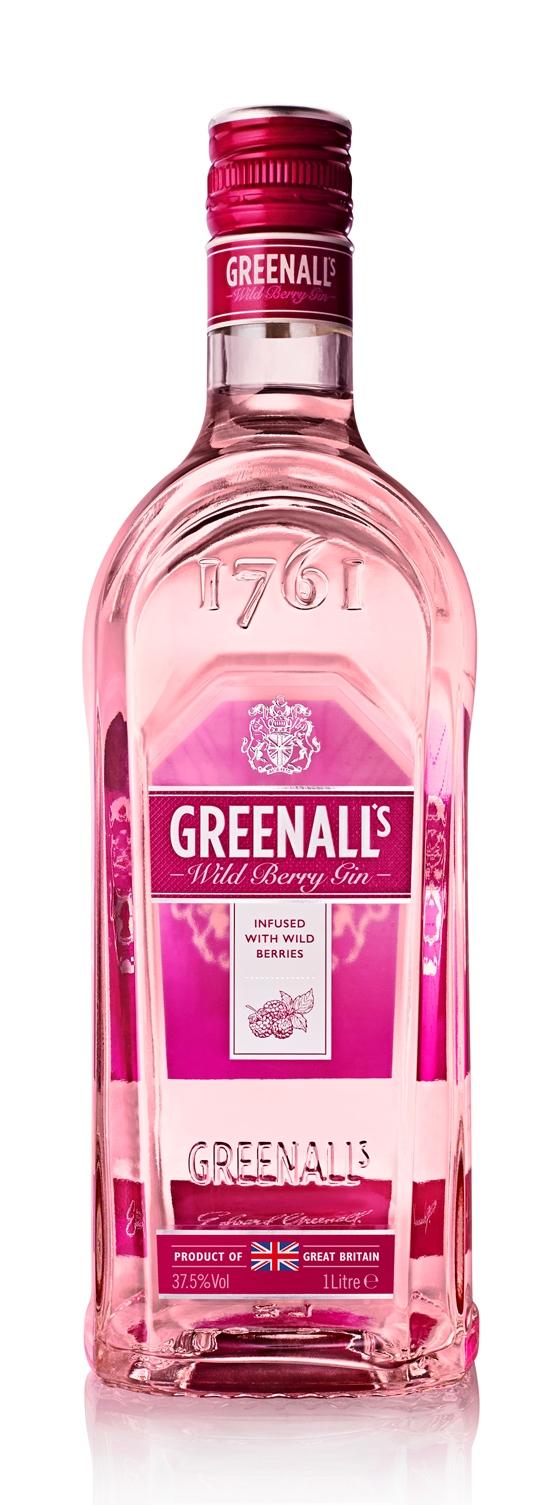 Wild Berry Pink Gin 100cl