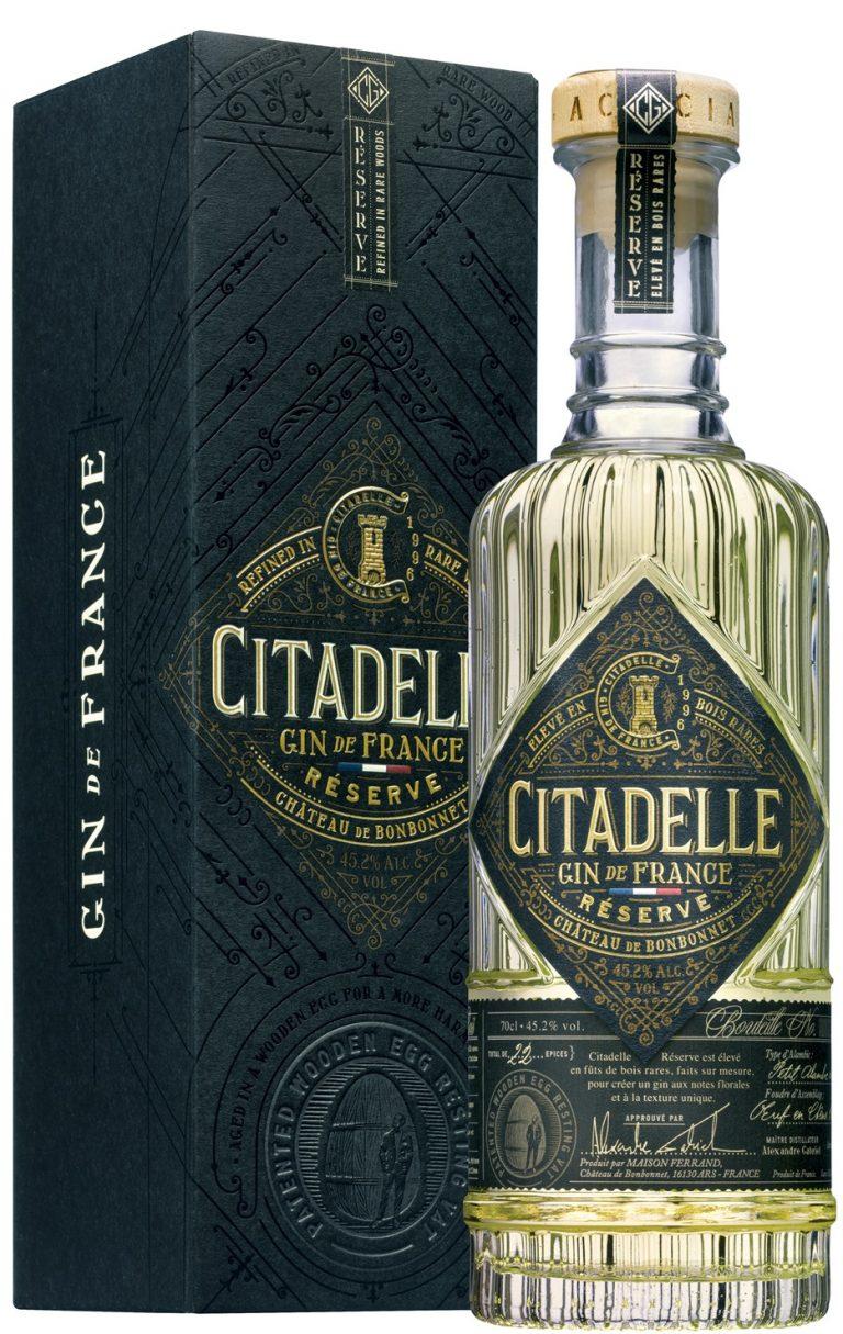 Citadelle Reserve Gin 70cl giftbox
