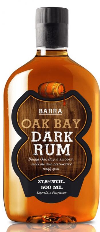 Barra Oak Dark Rum 50cl PET