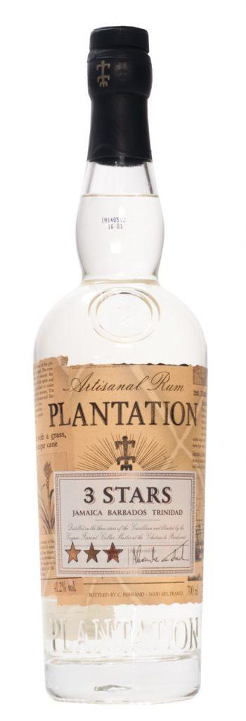 Plantation 3 Stars Artisanal Rum 70cl
