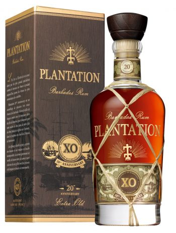 Plantation XO 20th Anniversary Rum 70cl giftbox