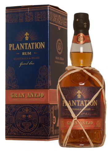 Plantation Guatemala & Belize Gran Anejo Rum 70cl giftbox