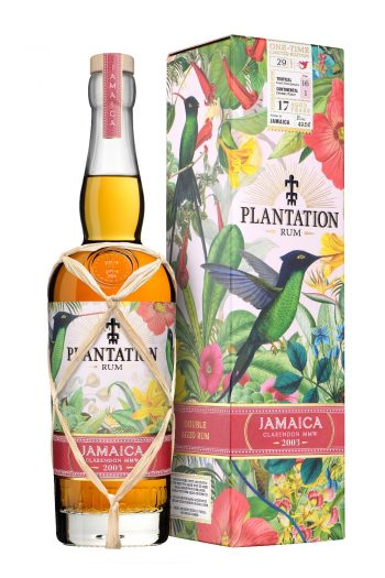 Plantation Jamaica 2003 Vintage Rum 70cl giftbox