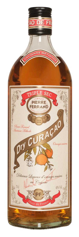 Pierre Ferrand Dry Curacao Liqueur 70cl
