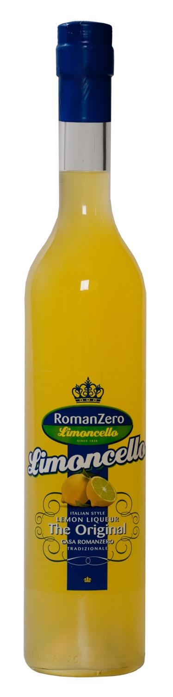 Romanzero Limoncello 50cl