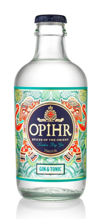 Opihr RTD Gin & Tonic 27.5cl