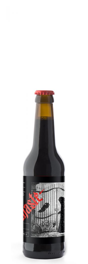Pühaste Patt Porter 6.6% 33cl