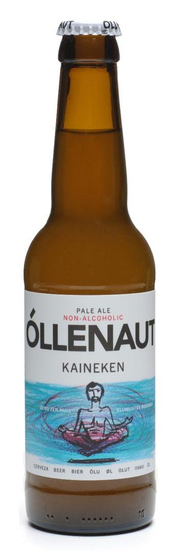 Õllenaut Kaineken Non-Alcoholic Pale Ale 33cl
