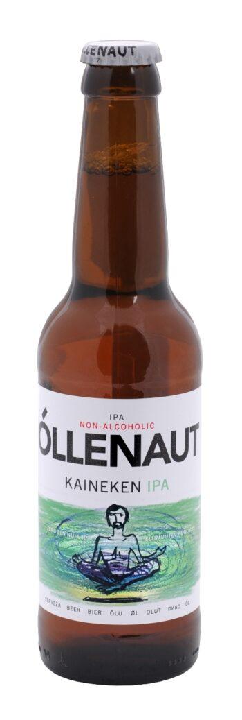 Õllenaut Kaineken Non-Alcoholic IPA 33cl