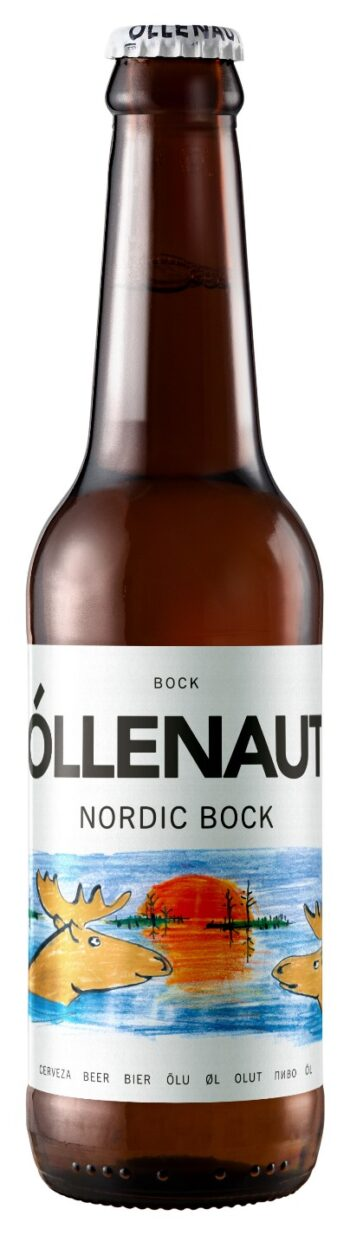 Õllenaut Nordic Bock 6.9% 33cl