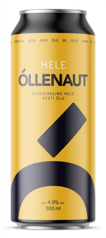 Õllenaut Hele 4.9% 50cl CAN
