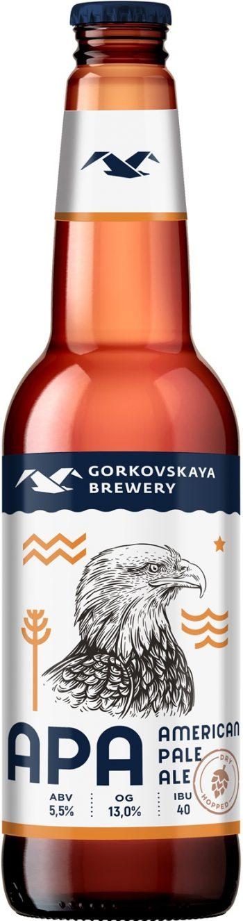 Gorkovskaja Brewery APA 44cl