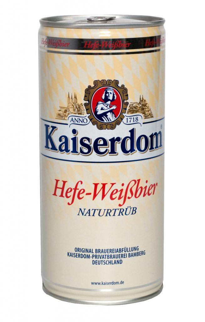 Kaiserdom Hefe-Weisbier 100cl CAN