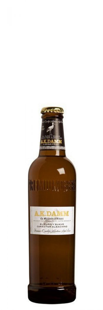 A.K.Damm 33cl bottle