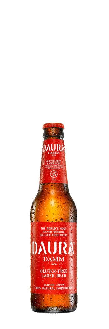 Damm Daura Gluten-Free 33cl bottle