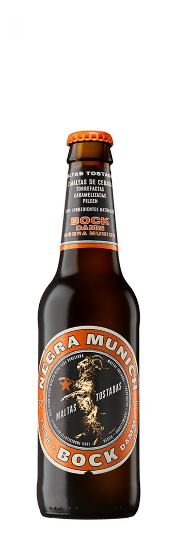 Bock Damm 25cl bottle