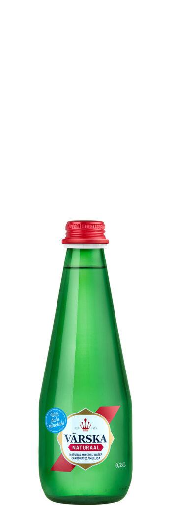Värska Allikavesi mulliga 33cl