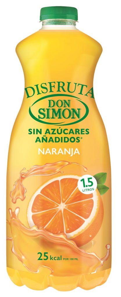 Don Simon Disfruta Apelsini Mahlajook 150cl PET