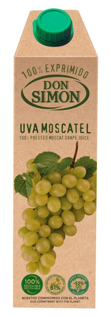 Don Simon 100% muskaat-viinamarjamahl 100cl tetra